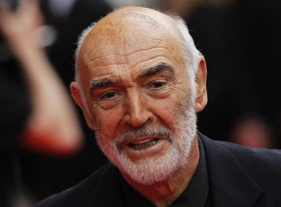 英国演员肖恩-康纳利去世 曾主演007系列电影
