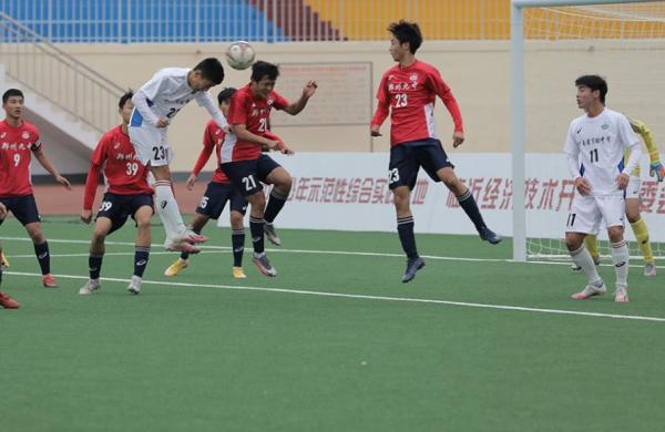 第七比赛日 | 郑州市第九中学夺冠 河南球队包揽前三