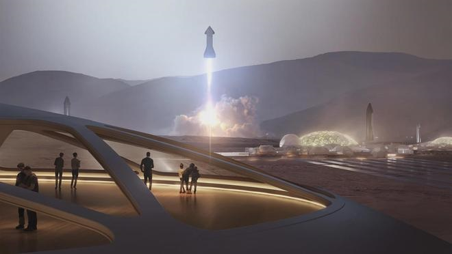 SpaceX:火星不承认地球法律,马斯克或能当总统