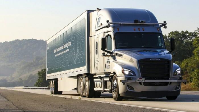 戴姆勒卡车投资激光雷达创企Luminar 作为其自动驾驶愿景的关键部分