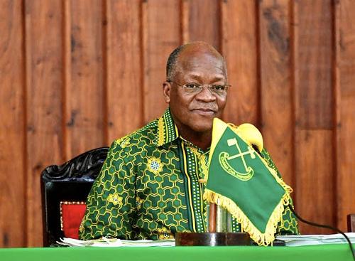 坦桑尼亚联合国总统选举计票结束 马古富力获得连任