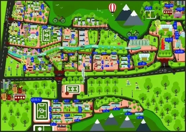 摩登2平台登录:园内的主要交通方式图片