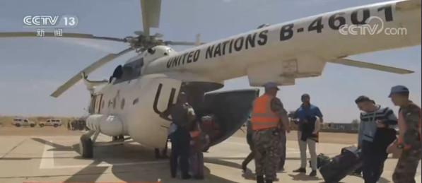 为了和平坚守 中国赴苏丹维和部队坚守岗位 助力维和图片