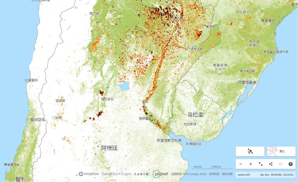 阿根廷中部地区山火持续肆虐 13省受影响