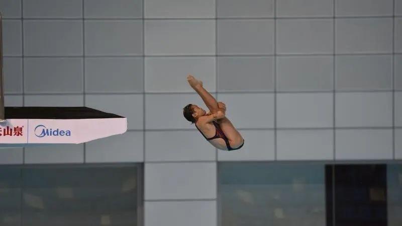 聚焦2020全国跳水冠军赛|高手云集 北体学子曹缘参与两个项目角逐图片