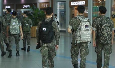 韩国陆军发生群聚性感染 已有36名官兵确诊