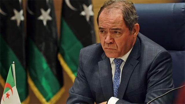 阿尔及利亚重申支持政治解决利比亚冲突