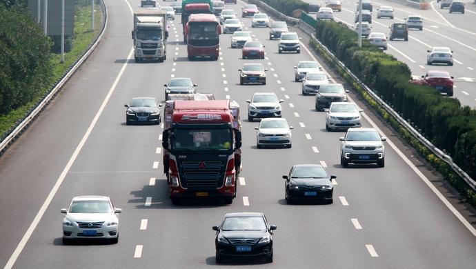 今明上海陆续迎返程高峰,这些路段易拥堵、这些违法多发,警方如何应对?图片