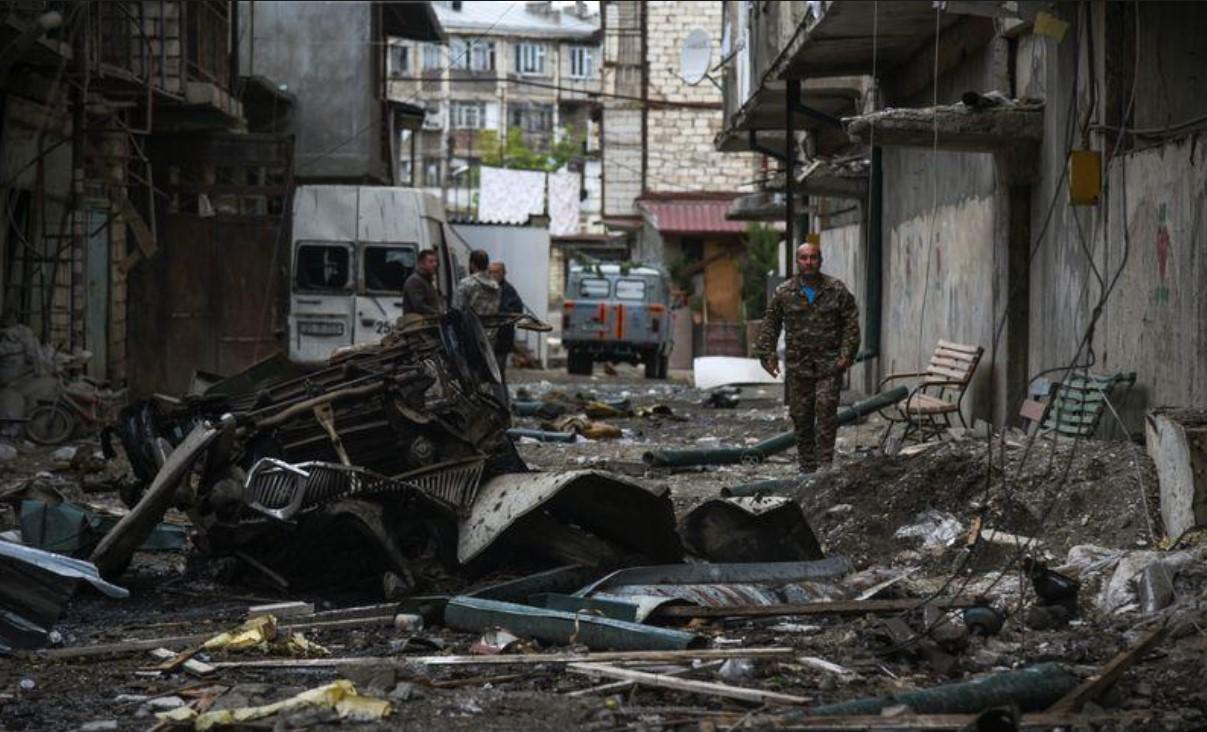 """纳卡冲突还在持续!土耳其为何如此""""力挺""""阿塞拜疆"""