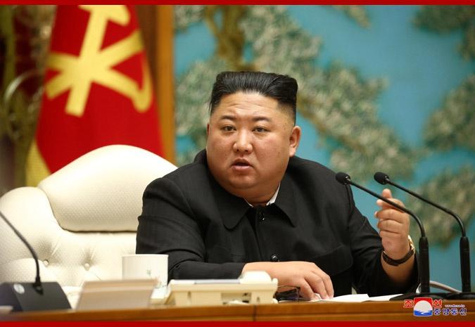 朝鲜劳动党第七届中央委员会第十九次政治局会议举行