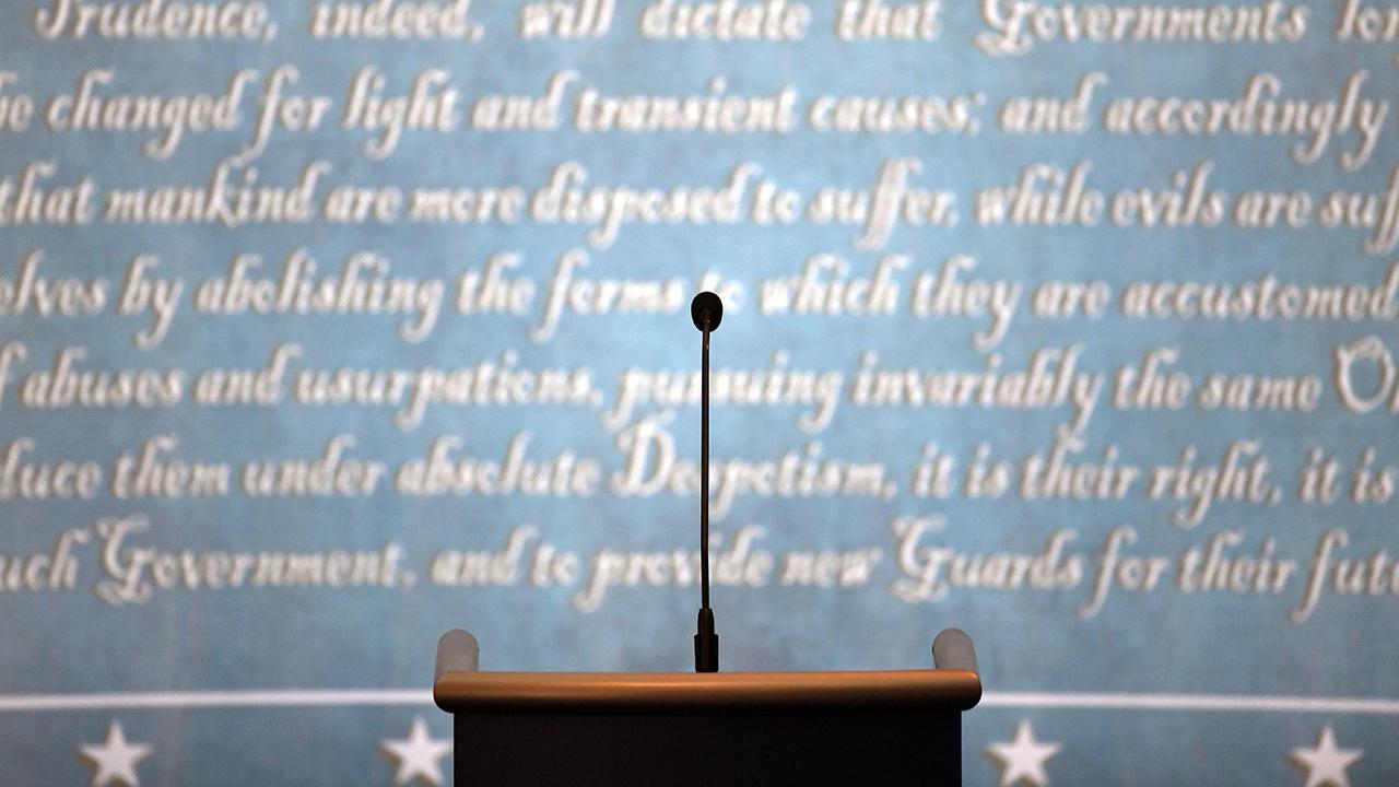 特朗普将参加10月15日的总统辩论?其竞选团队对此发表声明图片