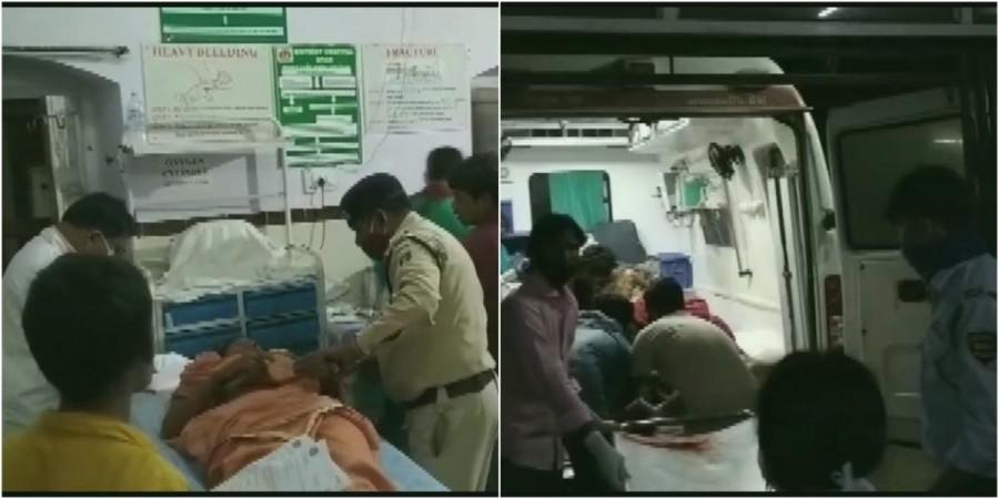印度中央邦车祸造成6死24伤