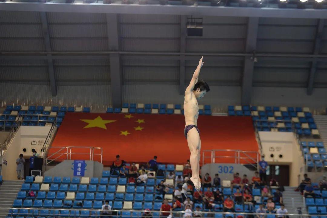 见证精彩|北体传媒顺利转播全国跳水冠军赛图片