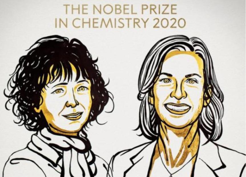 """诺贝尔化学奖公布,逆天改命的""""基因剪刀""""是什么?"""