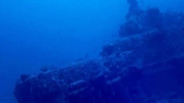 突尼斯海域发现法国一战时被击沉潜艇残骸