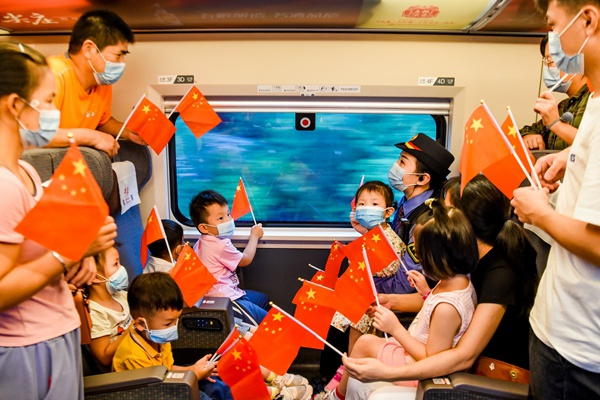 动起来的中国 风景独好图片