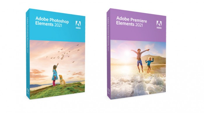 Adobe推出独立的Photoshop Elements和Premiere Elements 2021版
