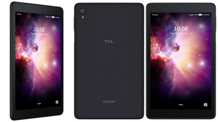 《【多彩联盟娱乐登录】TCL面向Verizon用户发售4G LTE平板 售价不到200美元》