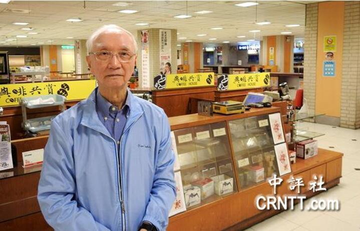 """台前""""驻美副代表"""":美只是吃台湾豆腐 调戏一下就走图片"""