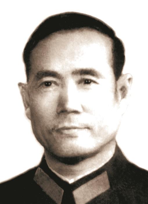 原湖南省军区司令员、老红军刘占荣逝世 享年100岁图片