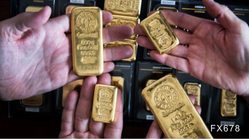 黄金价格上涨逾1%,周线有望两连阳,除美元走疲外,拜登大选获胜预期强化刺激前景
