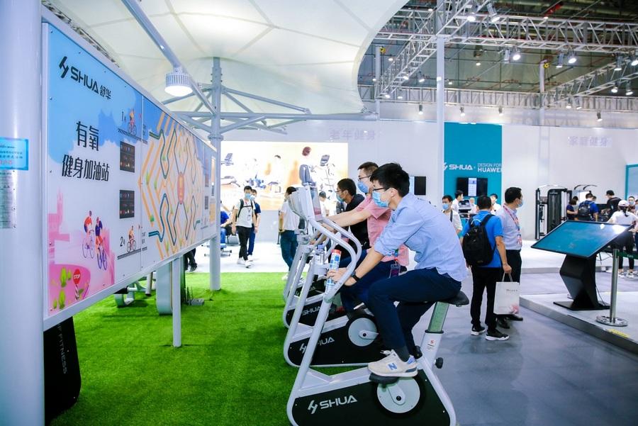 全面智能全民健康:2020体博会舒华全新推出三大健身解决方案