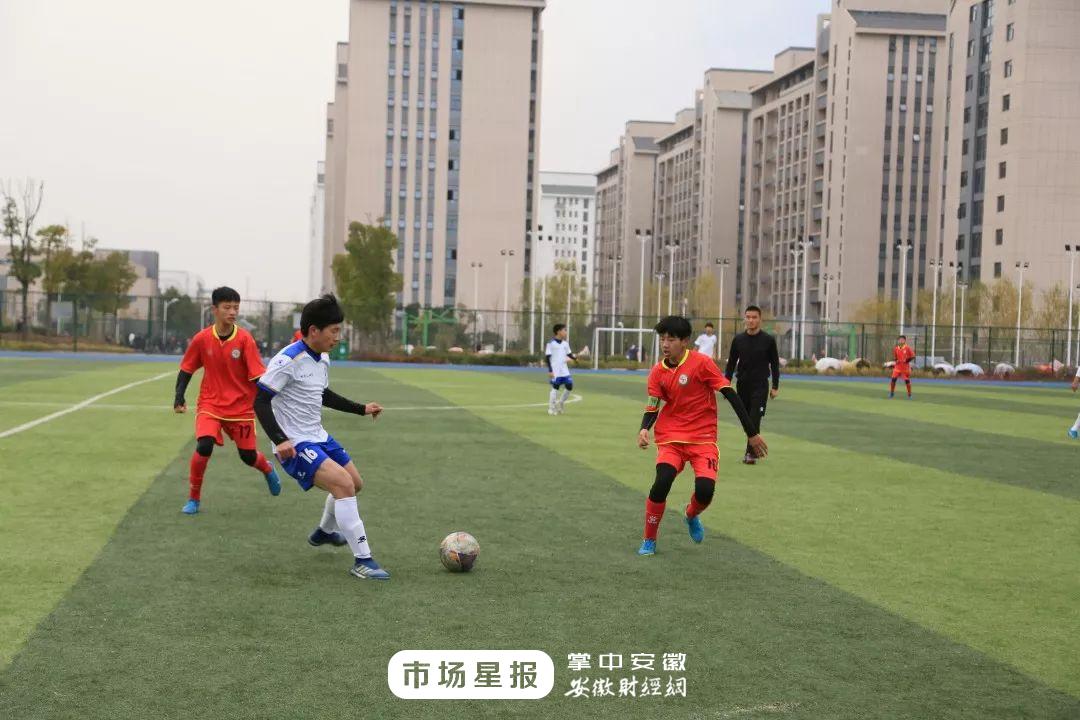省青少年城市足球联赛合肥赛区精彩收官(图)