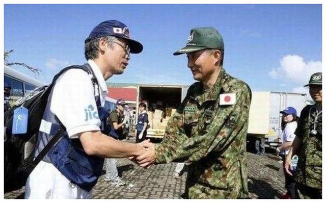日本将派自卫队进入中东,出面调停美伊危机?还是另有目的