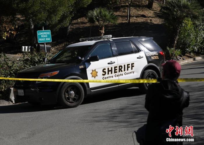 美国加州大规模枪击案6名嫌疑人被捕