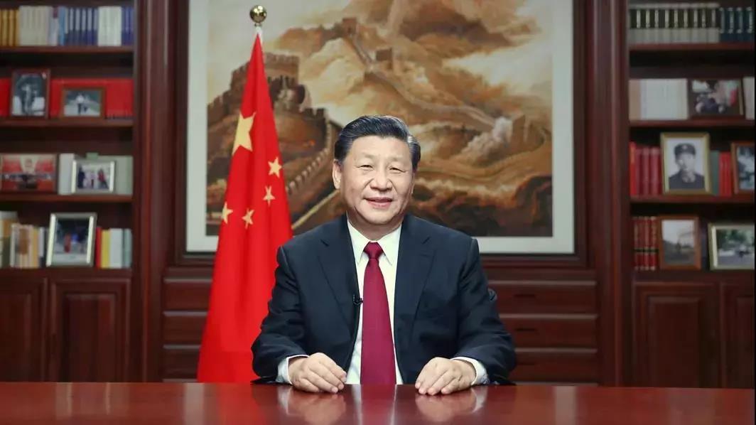 习近平新年贺词全球刷屏 外媒聚焦这些中国话题