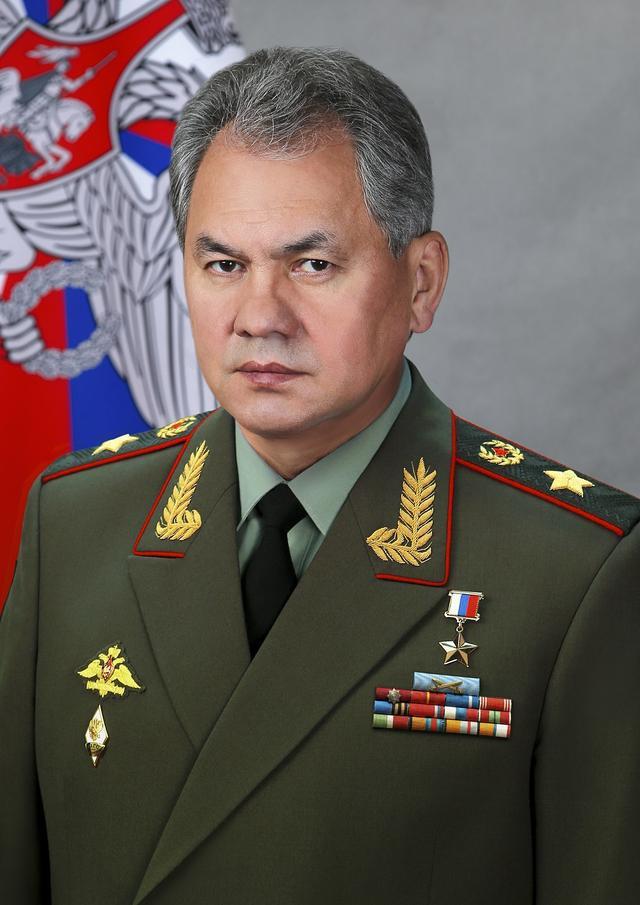 绍伊古是俄罗斯军方实权派,普京依赖的军人,他得过哪些勋章?