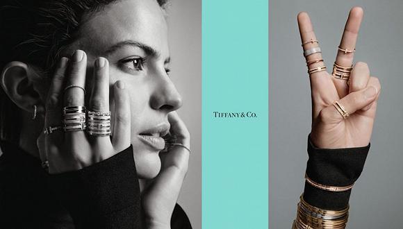 图片来源:Tiffany & Co。