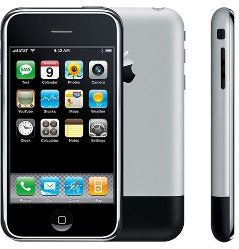 13年前的今天,史蒂夫·乔布斯发布了苹果iPhone