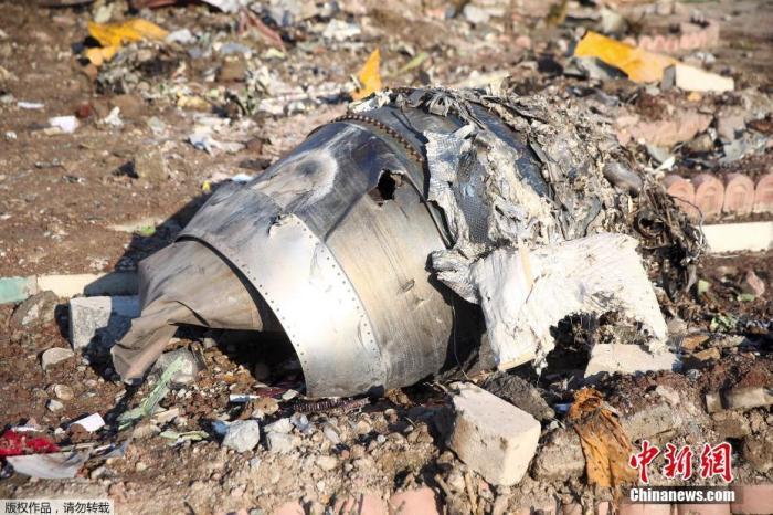 乌克兰客机坠毁伊朗 加拿大学术界痛失人才