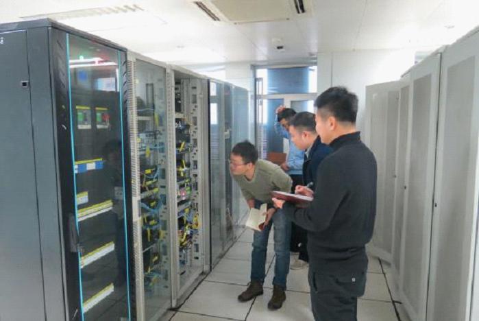 审计署长春特派办开展节日期间网络设备安全检查工作