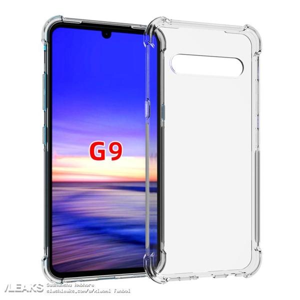 放弃后置指纹 LG G9 ThinQ曝光:支持屏幕指纹/保留3.5mm耳机孔