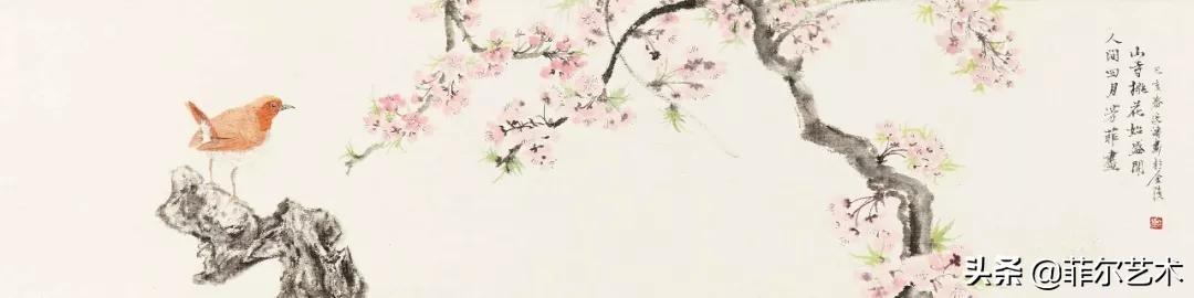 中国青年画家林奕溥国画精品作品欣赏