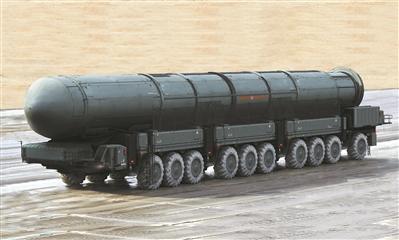 """""""萨尔马特"""":俄战略打击力量的新柱石"""