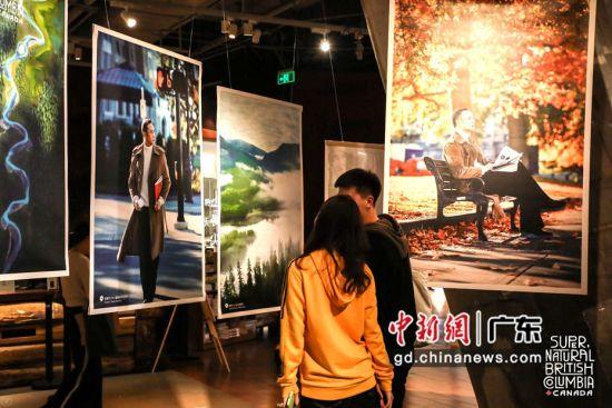 加拿大BC省旅游局主题摄影展亮相广州