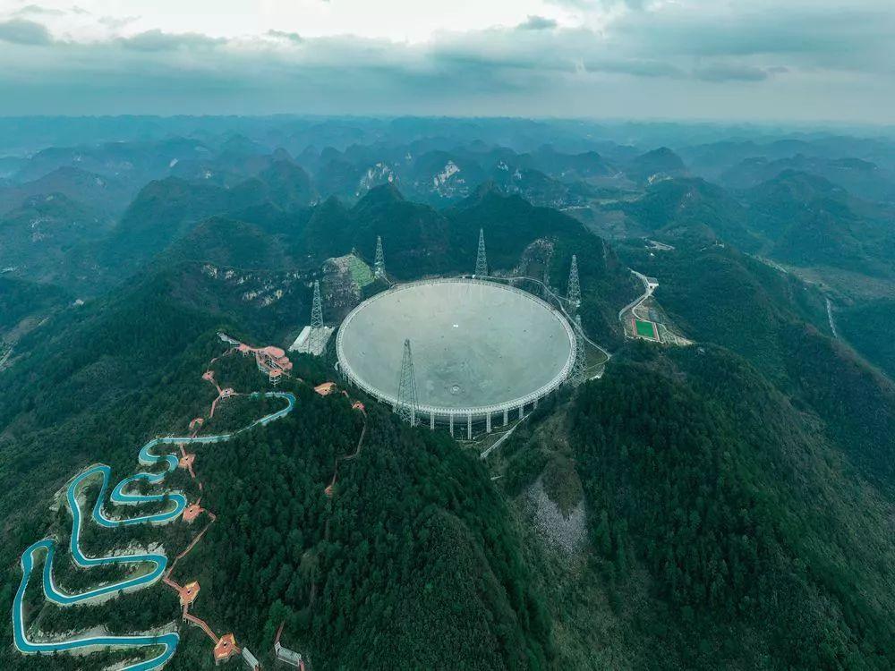 """""""中国天眼""""正式开放运行 星辰大海才是它的征途!"""