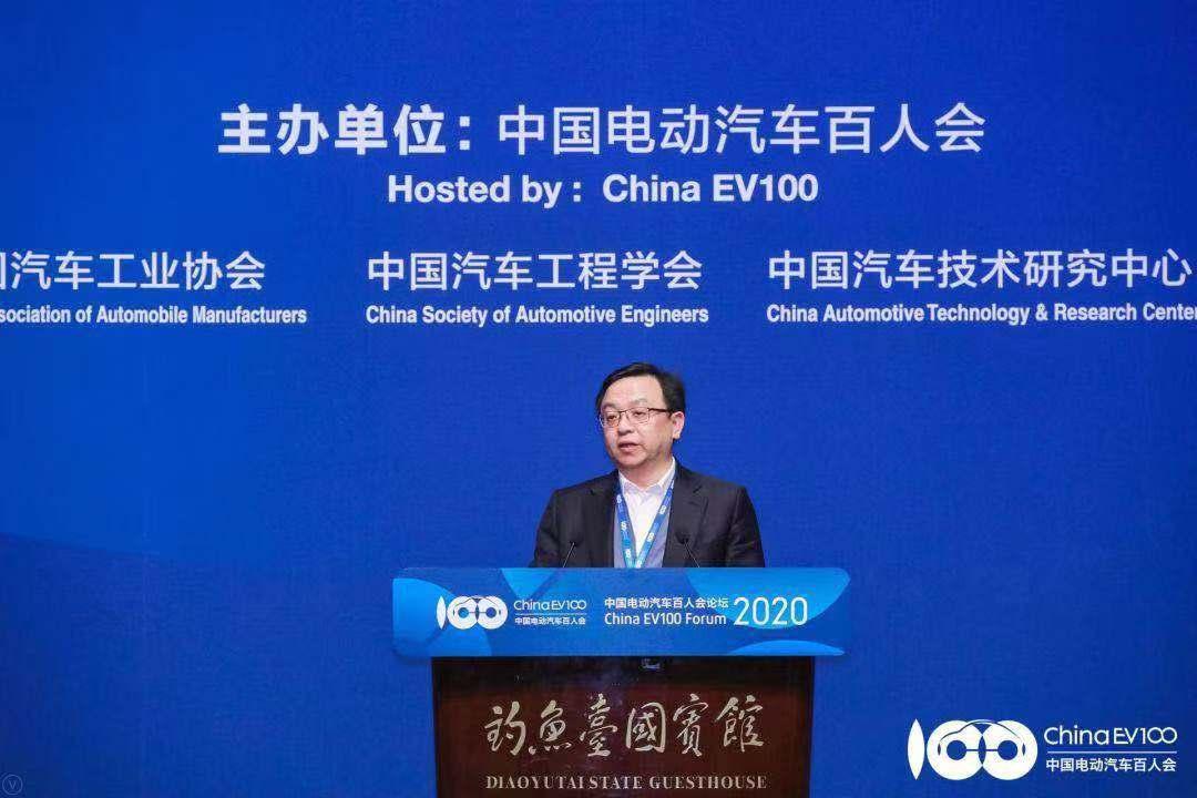 王传福:比亚迪坚定电动化战略不动摇图片