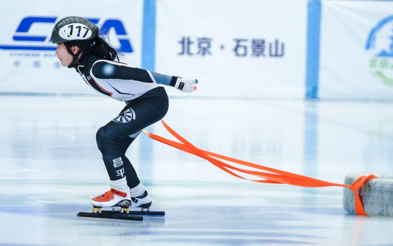 中国滑冰协会俱乐部滑冰公开赛北京站开幕图片