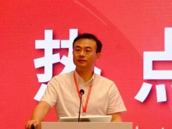 原北汽新能源总经理郑刚正式加盟华为图片