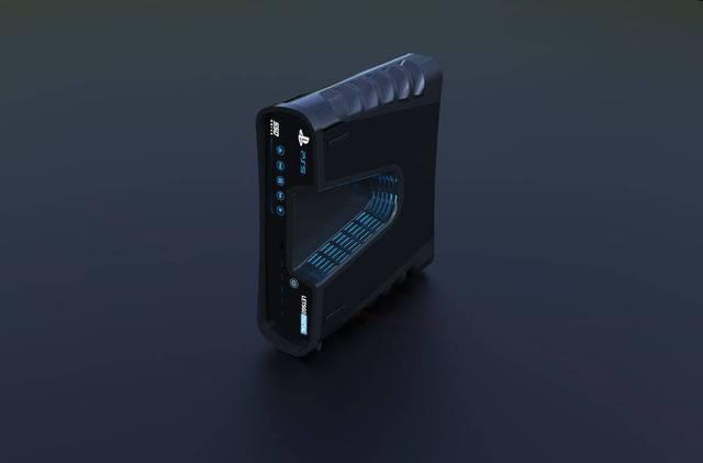 全新触觉手感和高配处理器,你期待这款PlayStation 5吗?