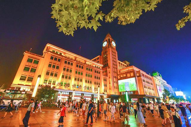 北京市商务局:今年夜经济发力点还将瞄准社区商业图片