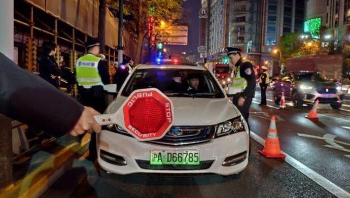 上海警方开展全市集中打击整治行动:抓获600余人,查处交通违法4万余起图片