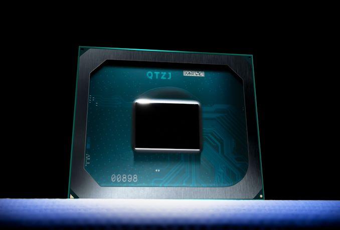 英特尔宣布Iris Xe Max GPU开始内置于11代移动处理器的计算产品