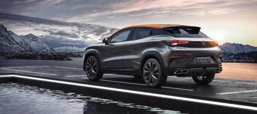 直击2020紧凑型SUV市场,长安新品UNI-T强势来袭
