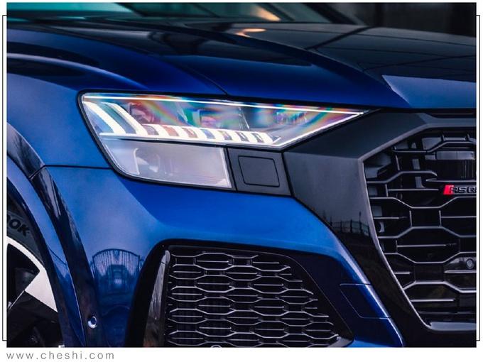 奥迪全新RS Q8实拍!今年国内上市/搭4.0T引擎