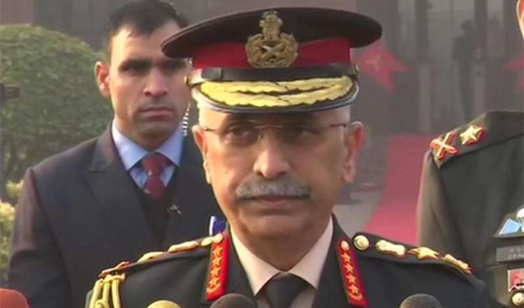 新任印度陆军总长首场记者会透露,先进武器已进驻中印边界